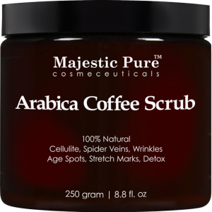 arabicacoffeescrub from Majestic Pure