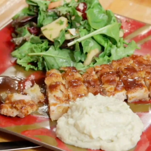 Pork Cutlets by Cathlyn's Kitchen